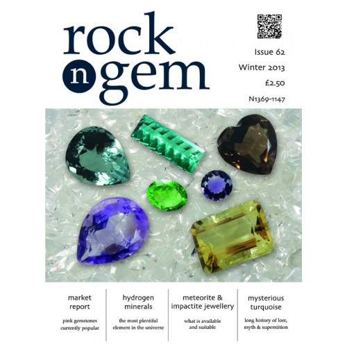 rock and gem magazine issue 62 winter 2013